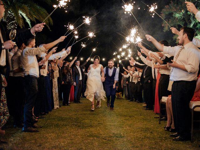 El casamiento de Fer y Yesi en Cañuelas, Buenos Aires 30