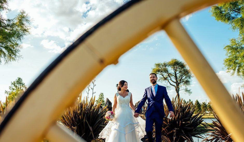 El casamiento de Fer y Yesi en Cañuelas, Buenos Aires