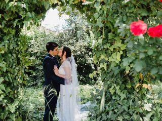 El casamiento de Natali y Federico