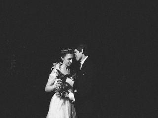 El casamiento de Ayi y Mati
