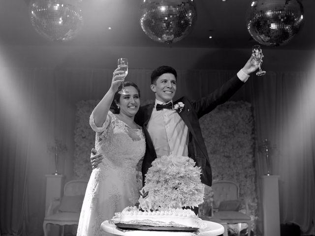 El casamiento de Mailen y Sacha