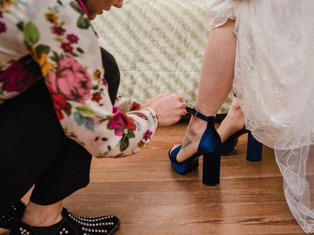 El casamiento de Federico y Natali en Pueblo Esther, Santa Fe 10