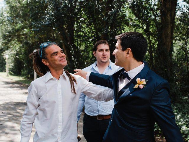 El casamiento de Federico y Natali en Pueblo Esther, Santa Fe 15