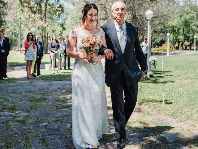 El casamiento de Federico y Natali en Pueblo Esther, Santa Fe 17