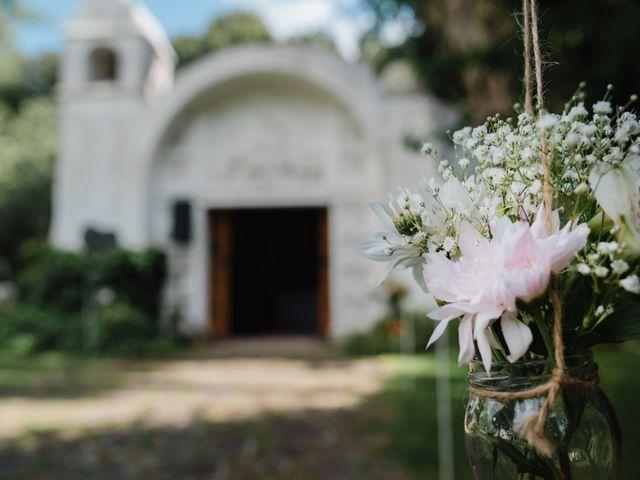 El casamiento de Federico y Natali en Pueblo Esther, Santa Fe 18