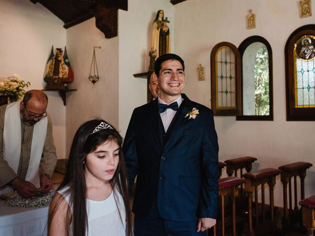 El casamiento de Federico y Natali en Pueblo Esther, Santa Fe 19