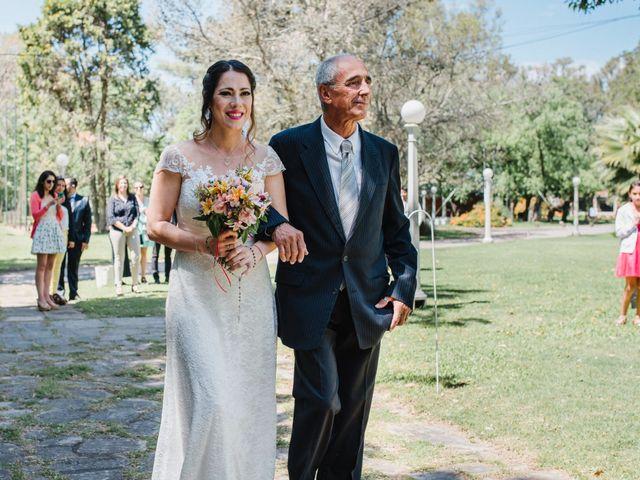 El casamiento de Federico y Natali en Pueblo Esther, Santa Fe 20