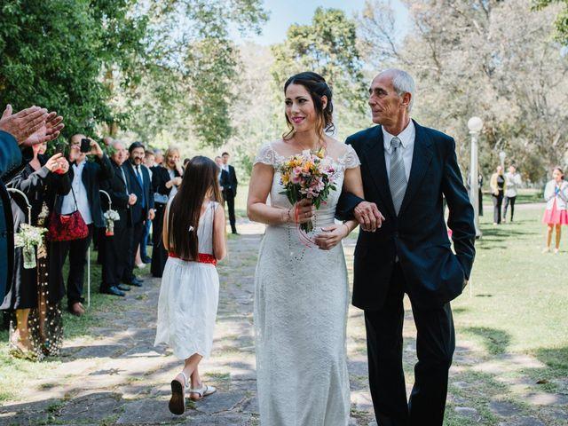 El casamiento de Federico y Natali en Pueblo Esther, Santa Fe 23