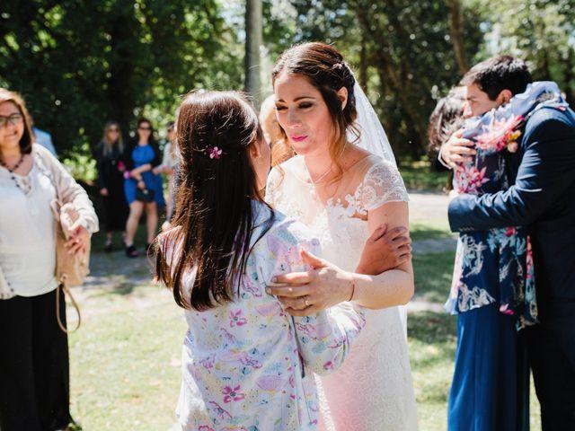 El casamiento de Federico y Natali en Pueblo Esther, Santa Fe 28
