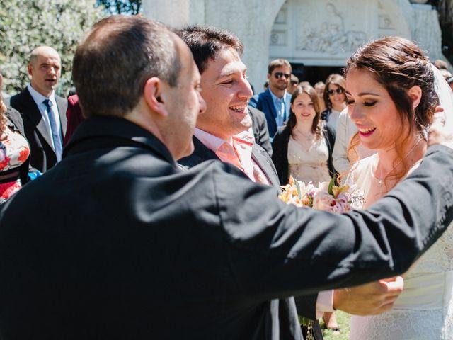 El casamiento de Federico y Natali en Pueblo Esther, Santa Fe 29