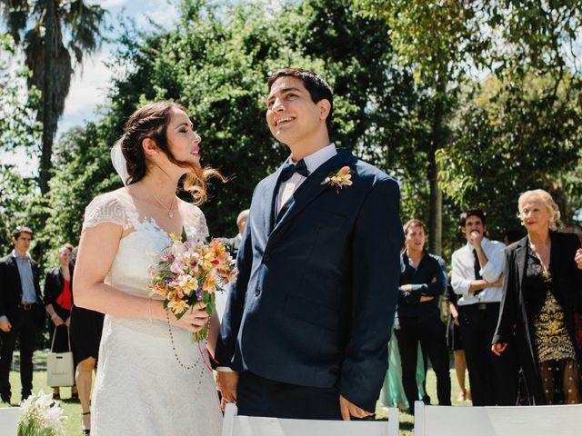 El casamiento de Federico y Natali en Pueblo Esther, Santa Fe 31