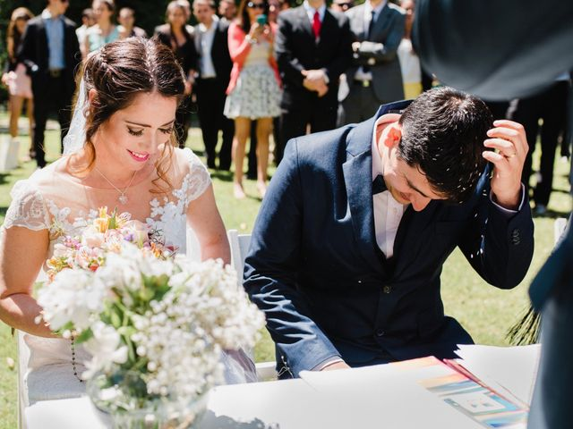 El casamiento de Federico y Natali en Pueblo Esther, Santa Fe 32