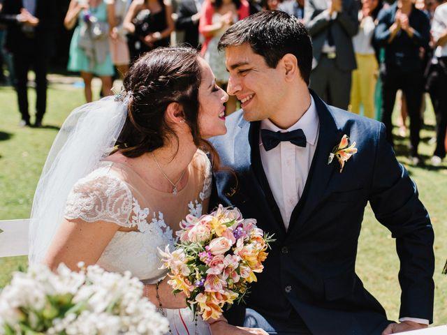 El casamiento de Federico y Natali en Pueblo Esther, Santa Fe 34