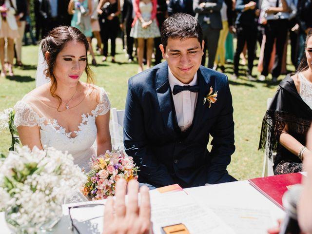 El casamiento de Federico y Natali en Pueblo Esther, Santa Fe 35