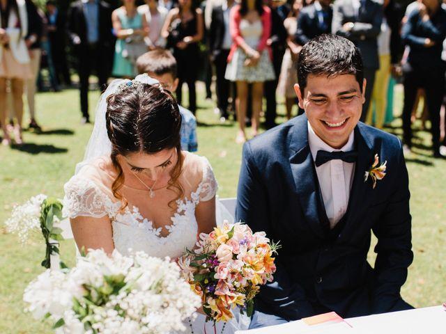 El casamiento de Federico y Natali en Pueblo Esther, Santa Fe 36