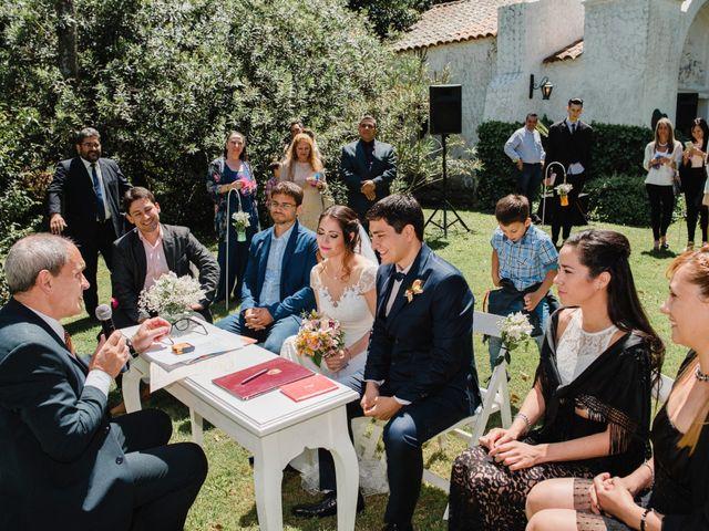El casamiento de Federico y Natali en Pueblo Esther, Santa Fe 37