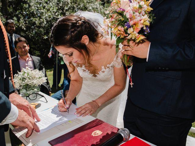 El casamiento de Federico y Natali en Pueblo Esther, Santa Fe 39