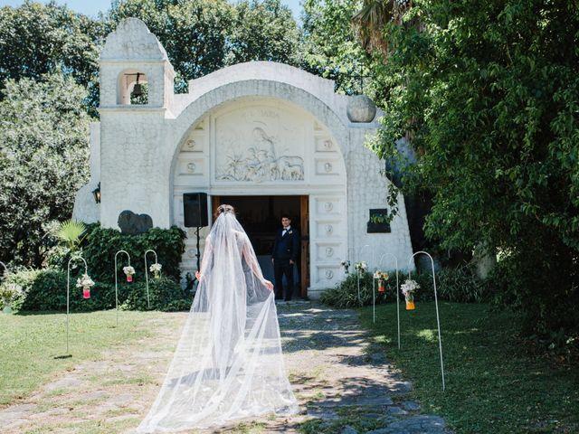 El casamiento de Federico y Natali en Pueblo Esther, Santa Fe 41