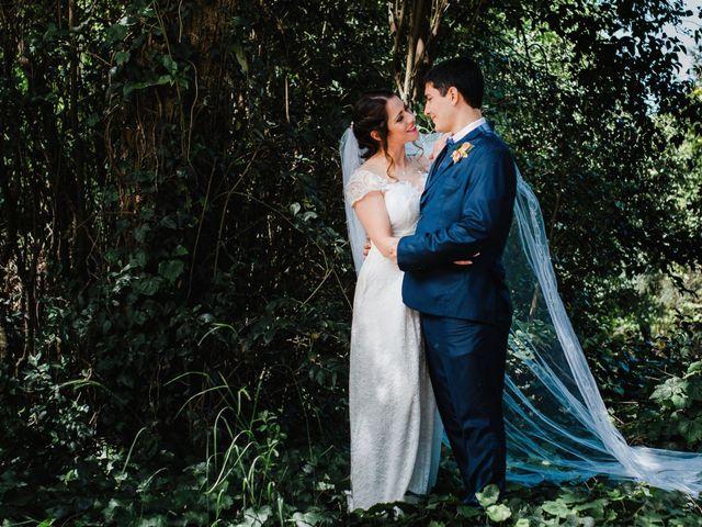 El casamiento de Federico y Natali en Pueblo Esther, Santa Fe 42