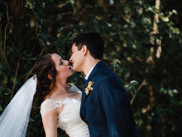 El casamiento de Federico y Natali en Pueblo Esther, Santa Fe 43