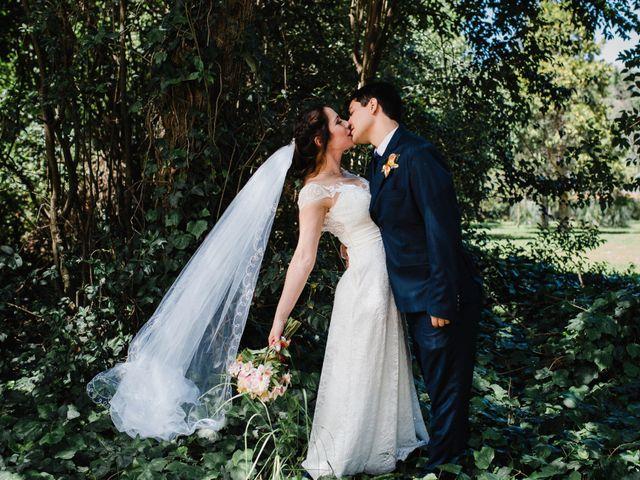 El casamiento de Federico y Natali en Pueblo Esther, Santa Fe 1