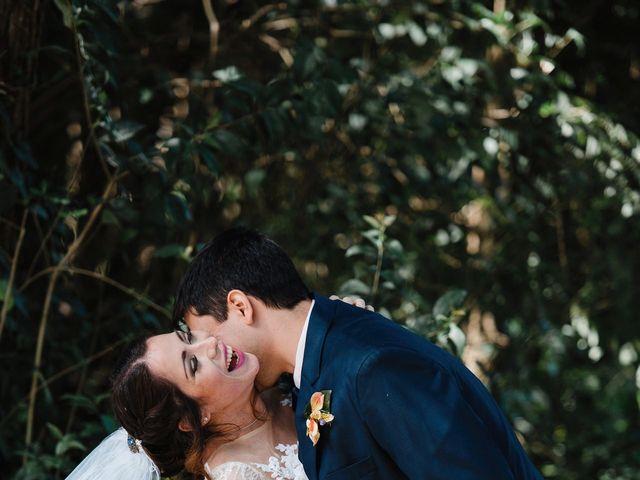 El casamiento de Federico y Natali en Pueblo Esther, Santa Fe 44