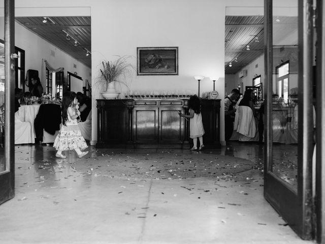 El casamiento de Federico y Natali en Pueblo Esther, Santa Fe 47
