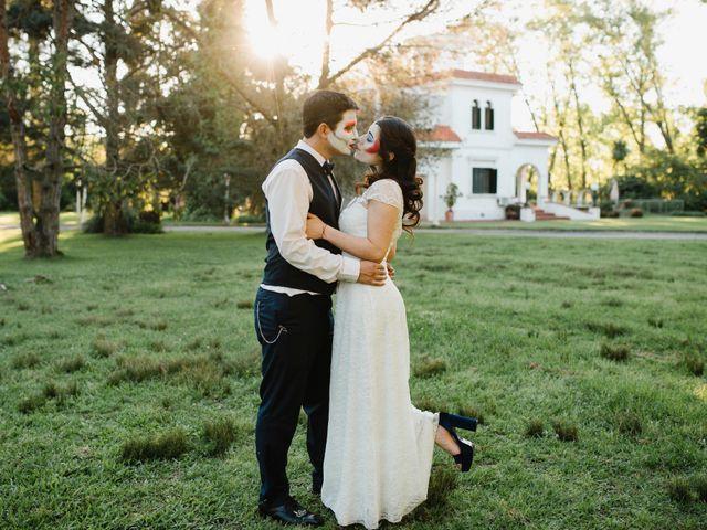 El casamiento de Federico y Natali en Pueblo Esther, Santa Fe 58