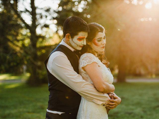 El casamiento de Federico y Natali en Pueblo Esther, Santa Fe 59