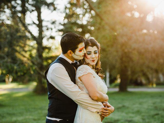 El casamiento de Federico y Natali en Pueblo Esther, Santa Fe 60