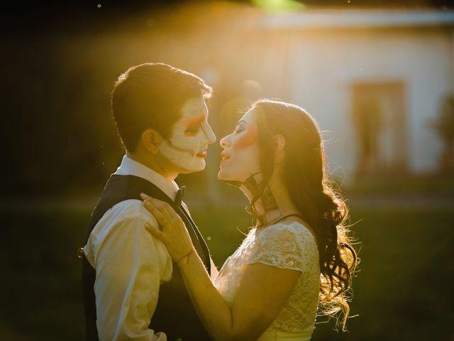 El casamiento de Federico y Natali en Pueblo Esther, Santa Fe 62