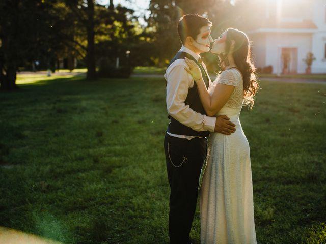 El casamiento de Federico y Natali en Pueblo Esther, Santa Fe 63