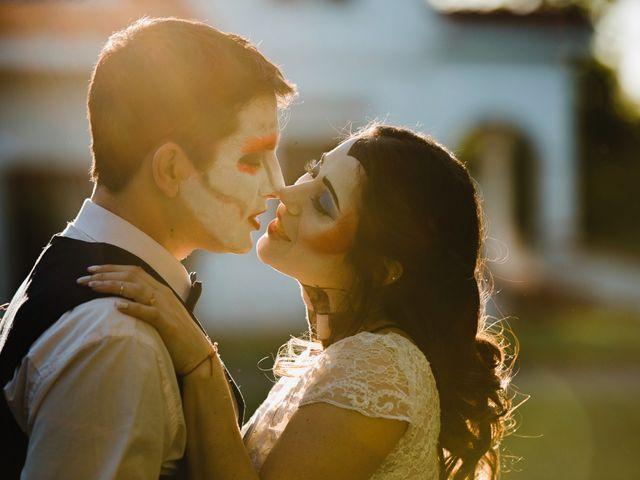 El casamiento de Federico y Natali en Pueblo Esther, Santa Fe 64
