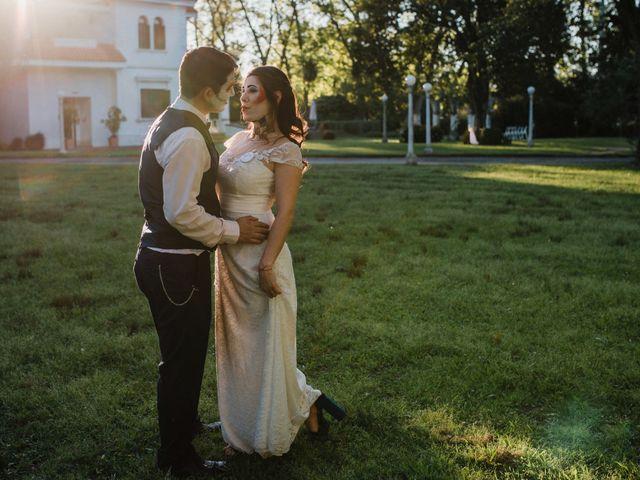 El casamiento de Federico y Natali en Pueblo Esther, Santa Fe 67
