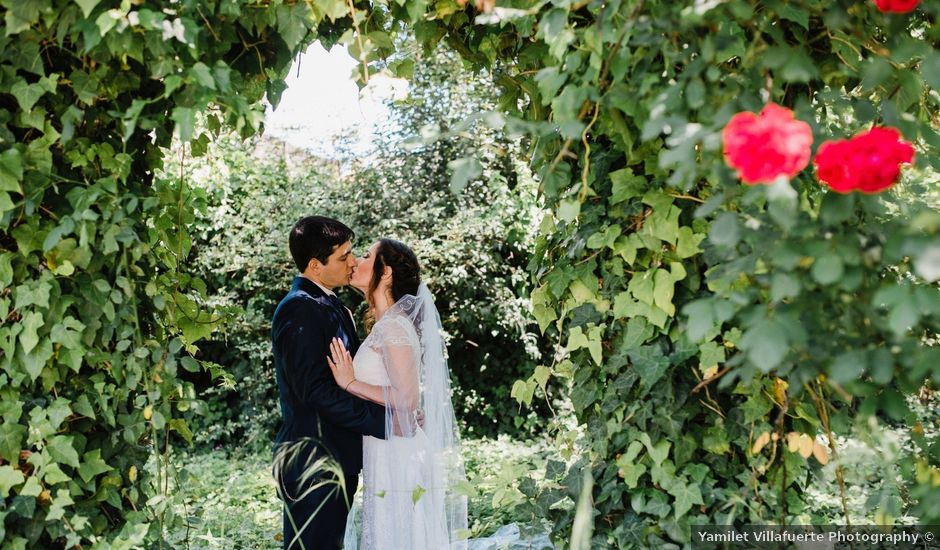 El casamiento de Federico y Natali en Pueblo Esther, Santa Fe