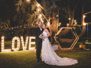 El casamiento de Ana y Nicolás
