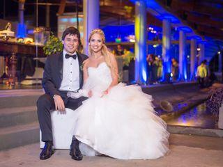 El casamiento de Gabriela y Emilio