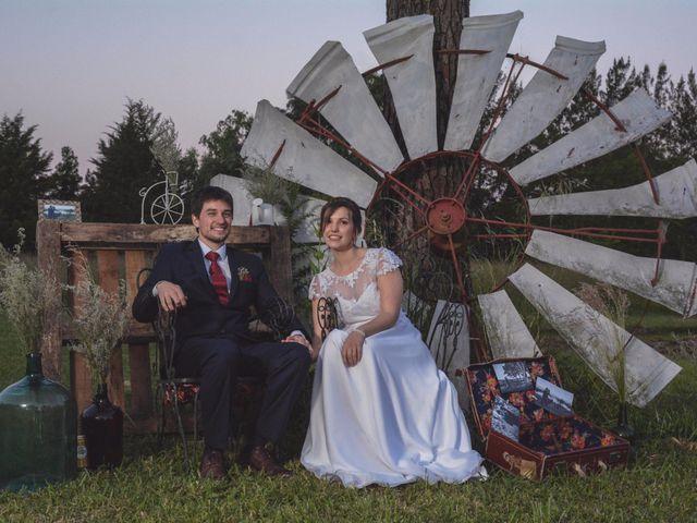 El casamiento de Nadia y Juan Manuel