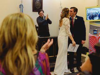 El casamiento de Constanza  y Javier 2