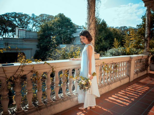 El casamiento de Federico y Celina en Capilla Del Señor, Buenos Aires 4