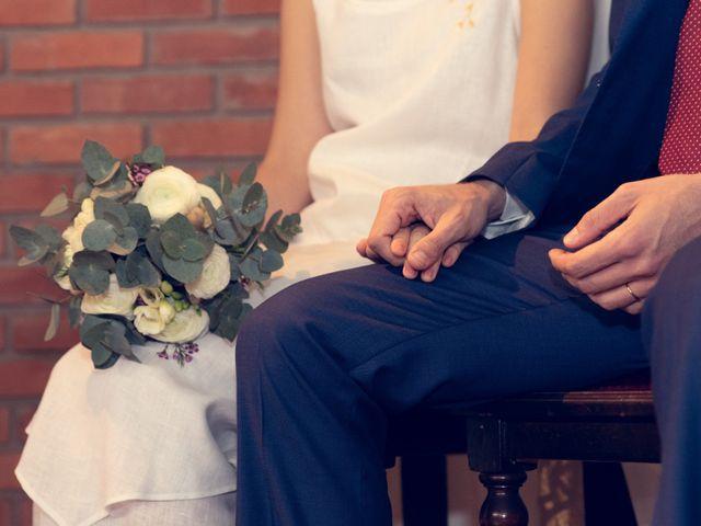 El casamiento de Federico y Celina en Capilla Del Señor, Buenos Aires 12