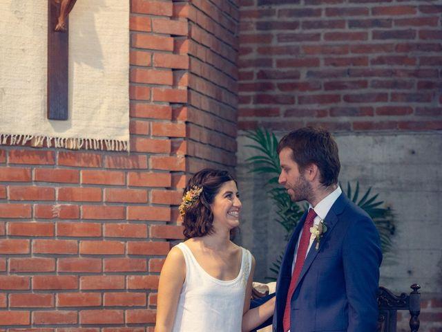 El casamiento de Federico y Celina en Capilla Del Señor, Buenos Aires 13