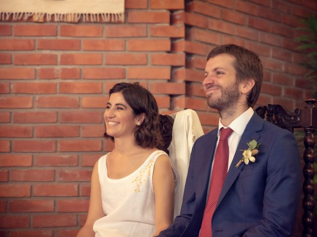 El casamiento de Federico y Celina en Capilla Del Señor, Buenos Aires 14