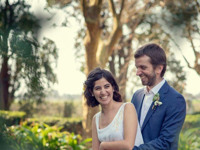 El casamiento de Federico y Celina en Capilla Del Señor, Buenos Aires 16
