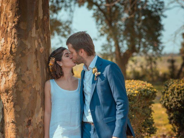 El casamiento de Federico y Celina en Capilla Del Señor, Buenos Aires 2
