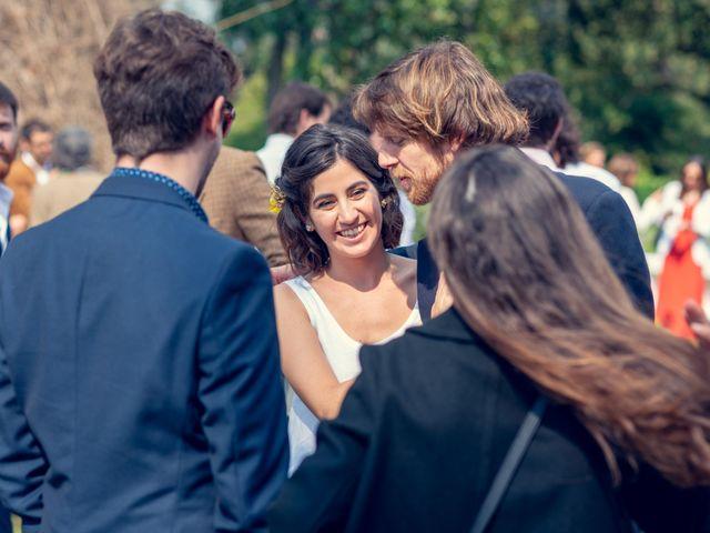 El casamiento de Federico y Celina en Capilla Del Señor, Buenos Aires 19