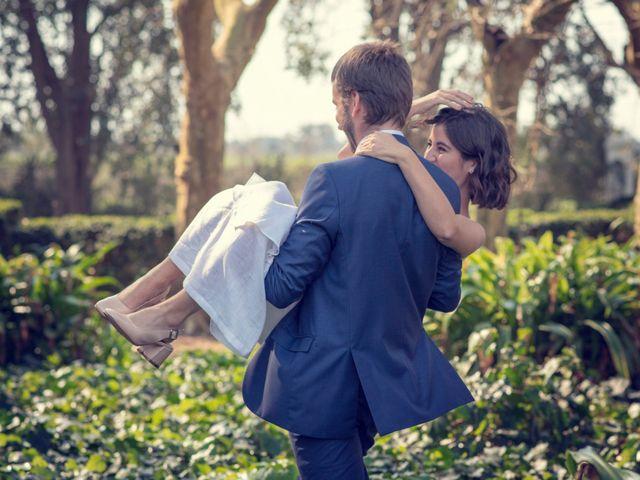 El casamiento de Federico y Celina en Capilla Del Señor, Buenos Aires 24
