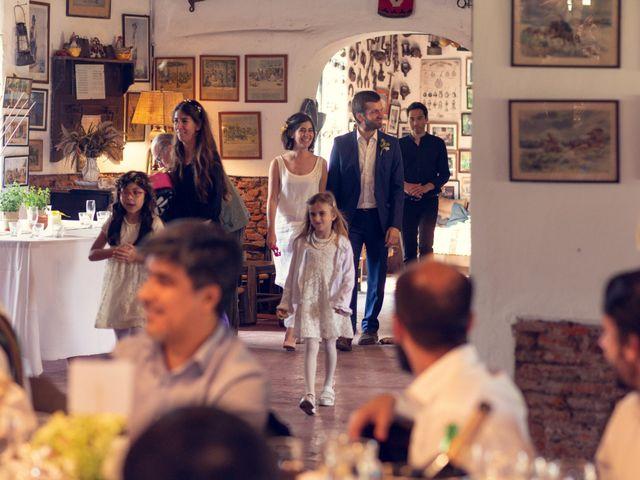 El casamiento de Federico y Celina en Capilla Del Señor, Buenos Aires 28