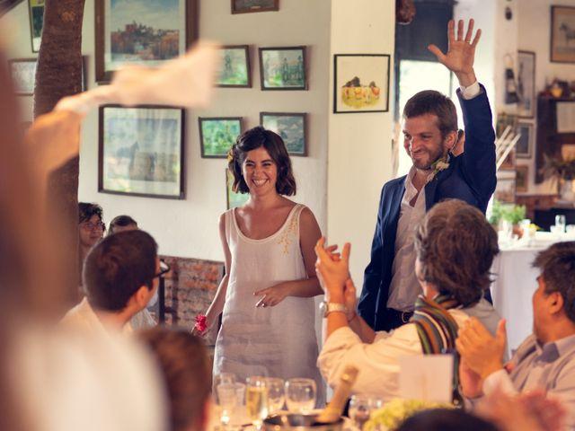 El casamiento de Federico y Celina en Capilla Del Señor, Buenos Aires 29