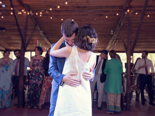 El casamiento de Federico y Celina en Capilla Del Señor, Buenos Aires 30